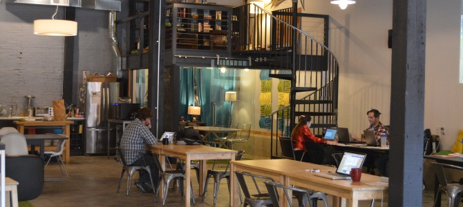 Co-working: As Sweet as Candy