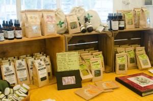 Farmacy goods. Taken by: Elizabeth Weir