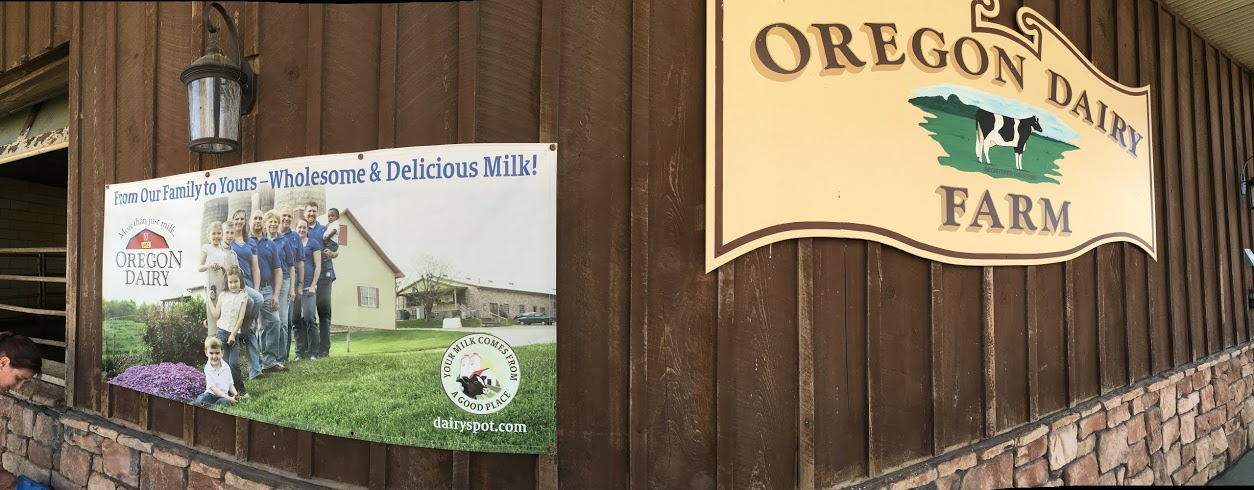 Oregon Dairy Farm