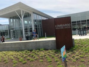 picture of Lombardo Welcome Center